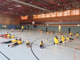 02.11.2017: Junior-Team Herbstcamp