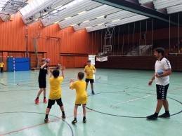 06.06.2017: Junior-Team Pfingstcamp