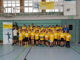 19.06.2019: Pfingstcamp Junior-Team