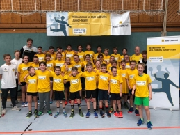 31.10.2018: Junior-Team Herbstcamp